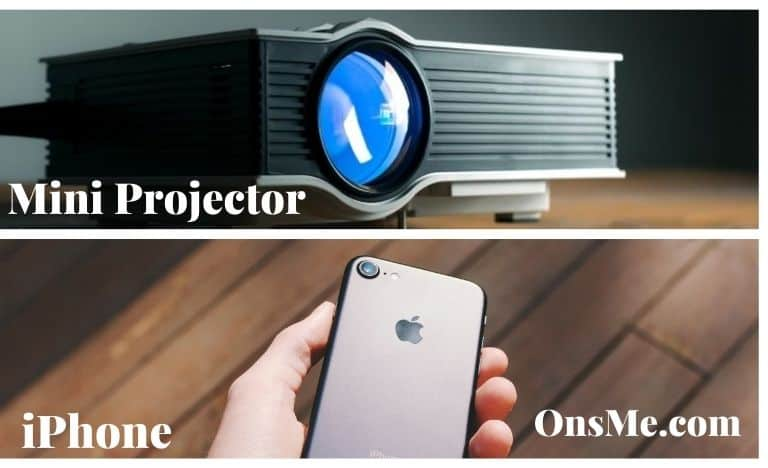 Best Mini Projector for iphone under $100